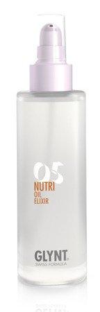 NUTRI Oil Elixir - dla włosów uszkodzonych lub suchych, pielęgnuje, regeneruje końcówki nadając połysk i miękkość.